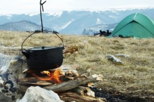 6 Super Tasty Foods to Cook When Camping
